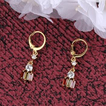 Gold Plated Party Wear Bali Earring For Women Girl