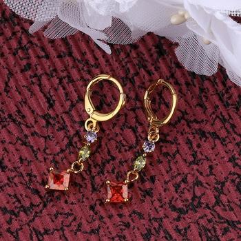 Gold Plated Elegant Stylish Bali Earring For Women Girl