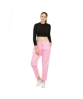 Baby Pink Comfort Pant