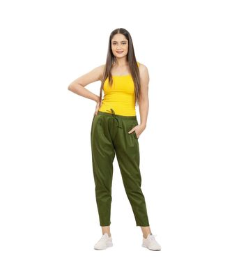 Olive Green Comfort Pant
