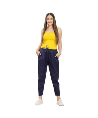 Navy Blue Comfort Pant