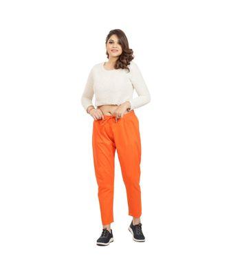 Orange Comfort Pant