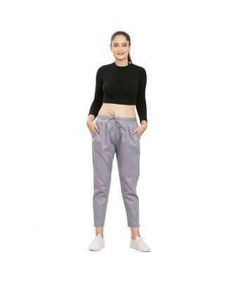 Light Grey Comfort Pant