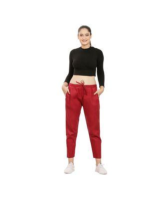 Red Comfort Pant