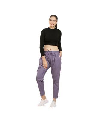 Dark Grey Comfort Pant