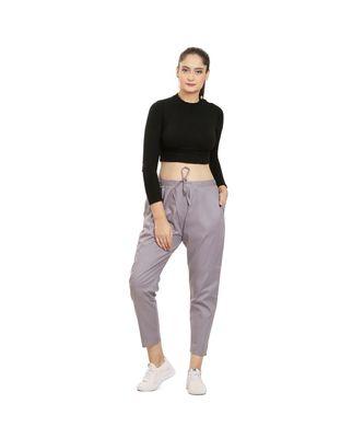 Grey Comfort Pant