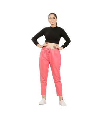 Pink Comfort Pant