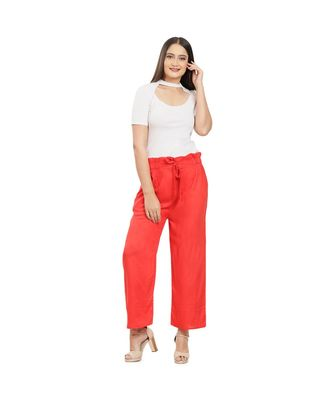 Red Knot Parellel Pant