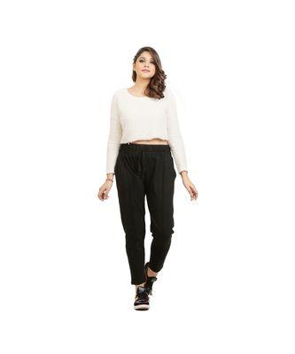 Black Soft Pants