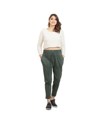 Kahi Green Soft Pants