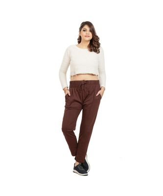 Brown Soft Pants