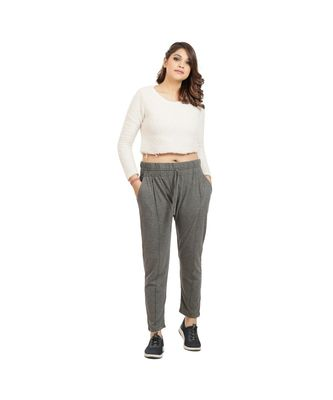 Grey Soft Pants