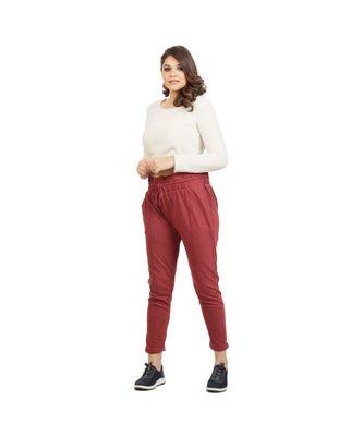 Marron Light  Soft Pants