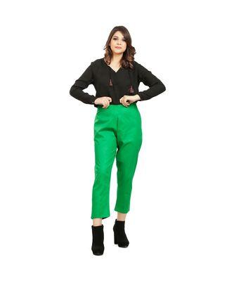 Green Weekdays Pants