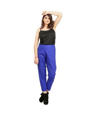 Royal Blue Weekdays Pants