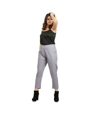 Light Grey Weekdays Pants