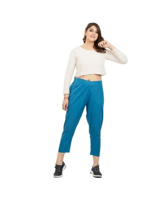 Turqousie Blue Weekdays Pants