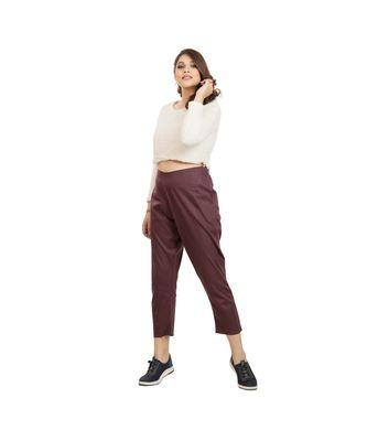 Brown Weekdays Pants