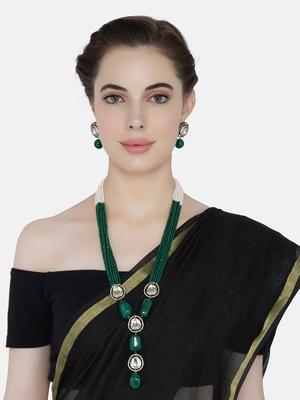Green na jewellery-combo