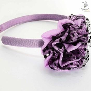 Sleeping Beauty Mauve Hairband