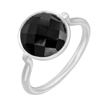 Black Onyx 925 Sterling Silver Rings