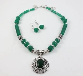 Green Onyx Set