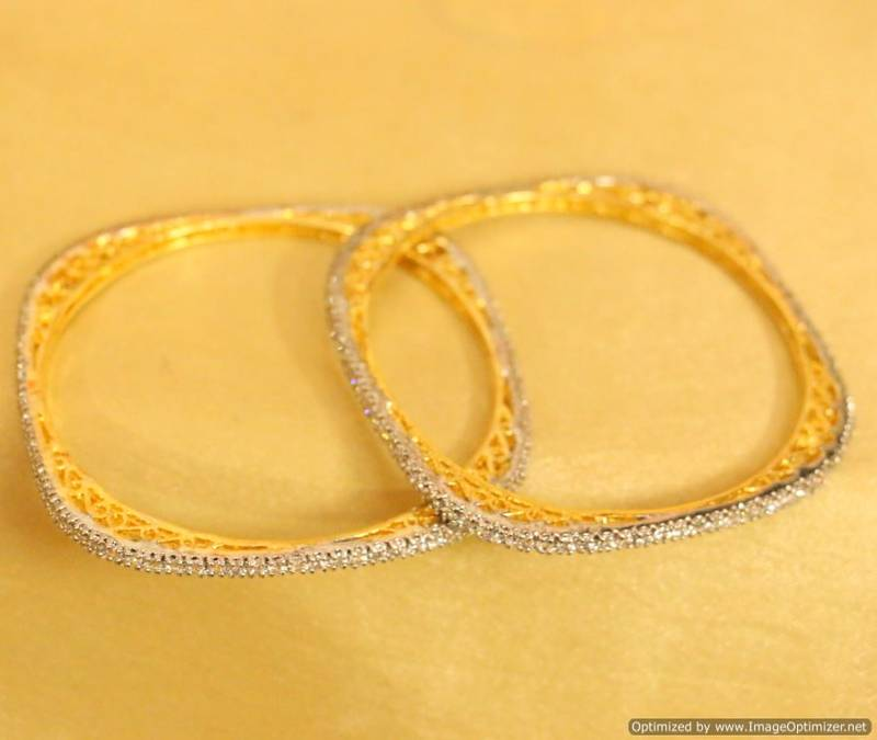 bangles glittering buy the square product
