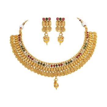 Multicolor necklace-sets