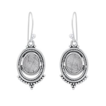 Multicolor quartz 925-sterling-silver-earrings