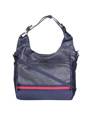 Esbeda Blue Color Medium Size Catalina Hobo Handbag For Women