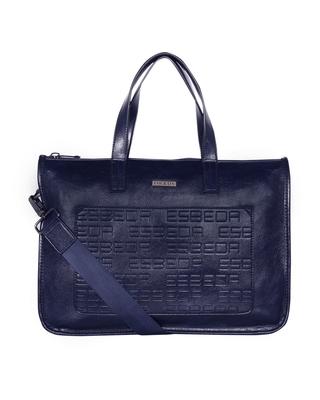 Esbeda Blue Color Regular Size Clamont Laptopbag For Men