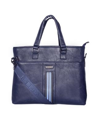 Esbeda Blue Color Regular Size Voyagar Laptopbag For Men