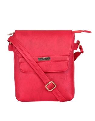Esbeda ladies Sling Bag RED color