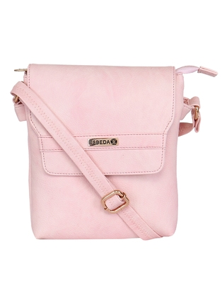 Esbeda ladies Sling Bag L.PINK color