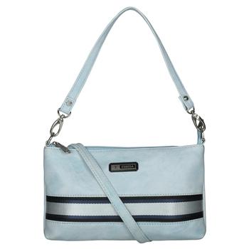 Esbeda Drymilk Light Blue PU Synthetic Slingbag For Women's
