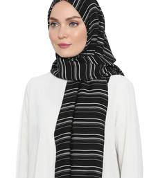 Women'S Printed Pashmina Cotton Hijab Scarf Dupatta