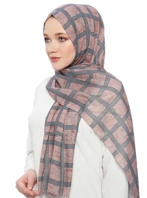 Women's Occasion Wear Pashmina Cotton Printed Hijab Scarf