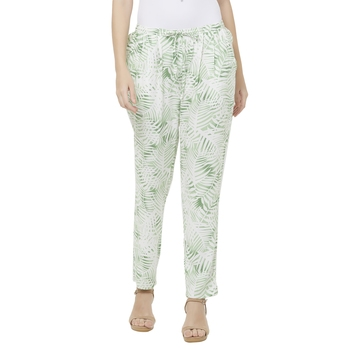 Birch Printed Pant With Pockets