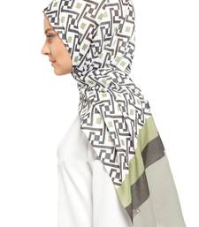 Women'S Festive Wear Pashmina Cotton Printed Hijab Scarf Dupatta