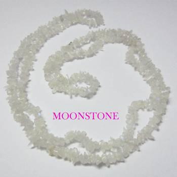 Moonstone Uncut Beads