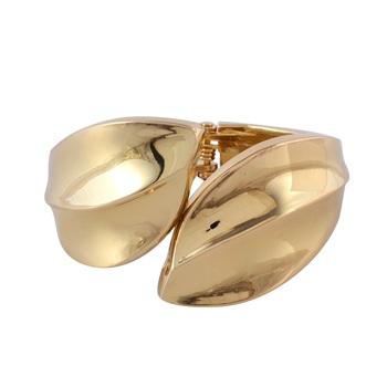 Designer Gold Plated Snake Style Bracelet & Bangles for Women