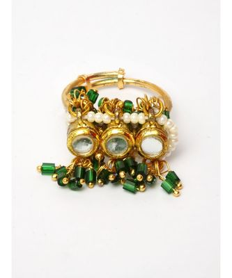 Green chand Ring