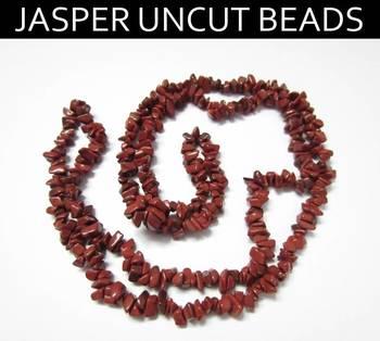 Jasper Uncut Beads