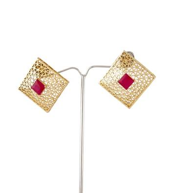 Sihiri Magical Box Earrings