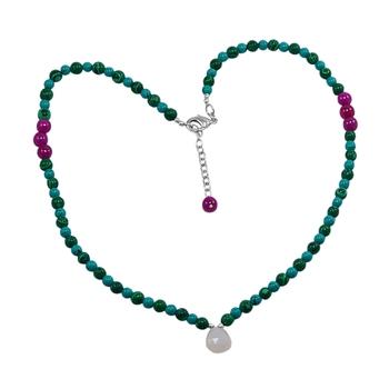 Multicolor Jade Necklaces