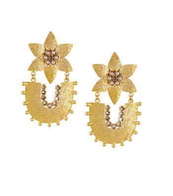Sihiri Pendulum Drop Earrings