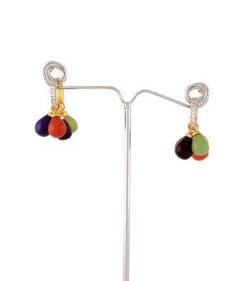 Sihiri  Multiple Drop Earrings3