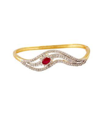 Sihiri CZ Pink Bracelet
