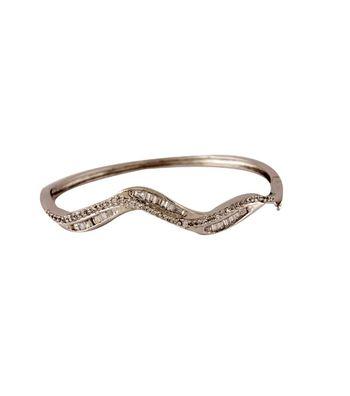 Sihiri CZ Silver Bracelet 1