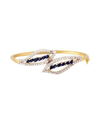 Sihiri CZ Blue Bracelet 1